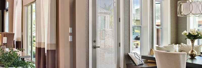 Thermatru door blinds